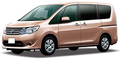 Minivans Nippon Rent A Car